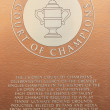 US Open Court of Champions at Billie JeKing National Tennis Center — 图库照片 #22000999