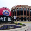 Stock Photo: Citi Field, home of major league baseball team New York Mets in Flushing, NY