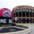 Citi Field, home of major league baseball team the New York Mets in Flushing, NY — Stock Photo