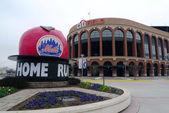 Citi Field, home of major league baseball team the New York Mets in Flushing, NY — Stock Photo