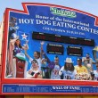 Stock Photo: Nathan's hot dog eating contest Wall of Fame at Coney Island, New York