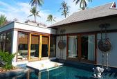 Anantara Phuket Villas hotel inThailand — Stock Photo