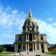 Stock Photo: Les Invalides in Paris, chapel Saint Louis des Invalides