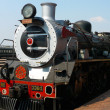 Pride of Africa steam train about to depart from Capital Park Station in Pretoria — Stock fotografie