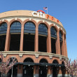Citi Field, home of major league baseball team the New York Mets in Flushing, NY. — Stock Photo