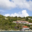 Stock Photo: GustaviHarbor, St. Barts, French West Indies