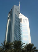 Jumeirah emirates towers v dubaji — Stock fotografie