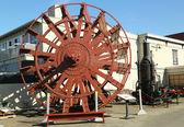 The Petaluma sternwheel in San Francisco Maritime National Historical Park — Stock Photo