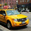 New York City Taxi — Stock Photo
