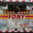 Stock Photo: FDNY Fire Truck