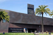 De Young Museum in San Francisco — Stock Photo