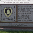 Military Order of Purple Heart Memorial — Stock Photo #29802027
