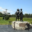Vietnam War Memorial in Bangor, Maine — Stock Photo #29864953