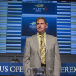 Stockfoto: USTChairman, CEO and President Dave Haggerty at 2013 US Open Draw Ceremony