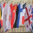 Flags of the world  — Foto de Stock