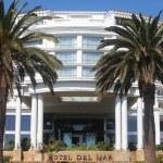 Hotel del Mar in Vina Del Mar, Chile — Stock Photo #31911355
