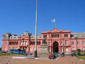 Casa Rosada in Buenos Aires, Argentina — Stock Photo