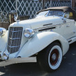 1935 Auburn 851 Speedster Boat Tail car — Stock Photo #36000769