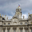 Hotel de Ville in Lyon — Stock Photo