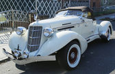 1935 Auburn 851 Speedster Boat Tail car — Stock fotografie