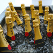 Moet and Chandon champagne presented at National Tennis Center during US Open 2013 — стоковое фото #36321793