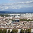Aerial view of Lyon from Fourviere Hill — Stock Photo #36483583