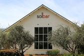 Solbar restaurant at Solage Calistoga Resort in California — Stock Photo