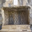 Stock Photo: Crypt Saint-Amadour in Rocamadour, France.