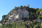 Episcopal city in Rocamadour, France. — Stock Photo