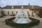 Chateau de Pommard winery in Burgundy, France — Stock Photo