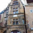 House of LBoetie, immortal friend of Montaigne, in Sarlat, France — Stock Photo #37731551