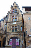 House of La Boetie, the immortal friend of Montaigne, in Sarlat, France — Stock Photo