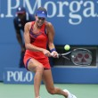 Grand Slam champion Ana Ivanovich during third round match at US Open 2013 against Christina McHale at Billie Jean King National Tennis Center — Stock Photo #39079609