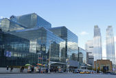 Jacob Javits Convention Center in Manhattan — Stock Photo