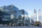 Jacob Javits Convention Center in Manhattan — Stock Photo