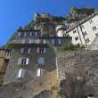 Episcopal city in Rocamadour, France — Stock Photo