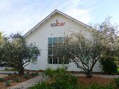 Solbar restaurant at Solage Calistoga Resort in Calistoga, California — Stock Photo