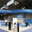 Stock Photo: Crest Oral B booth at Greater NY Dental Meeting in New York