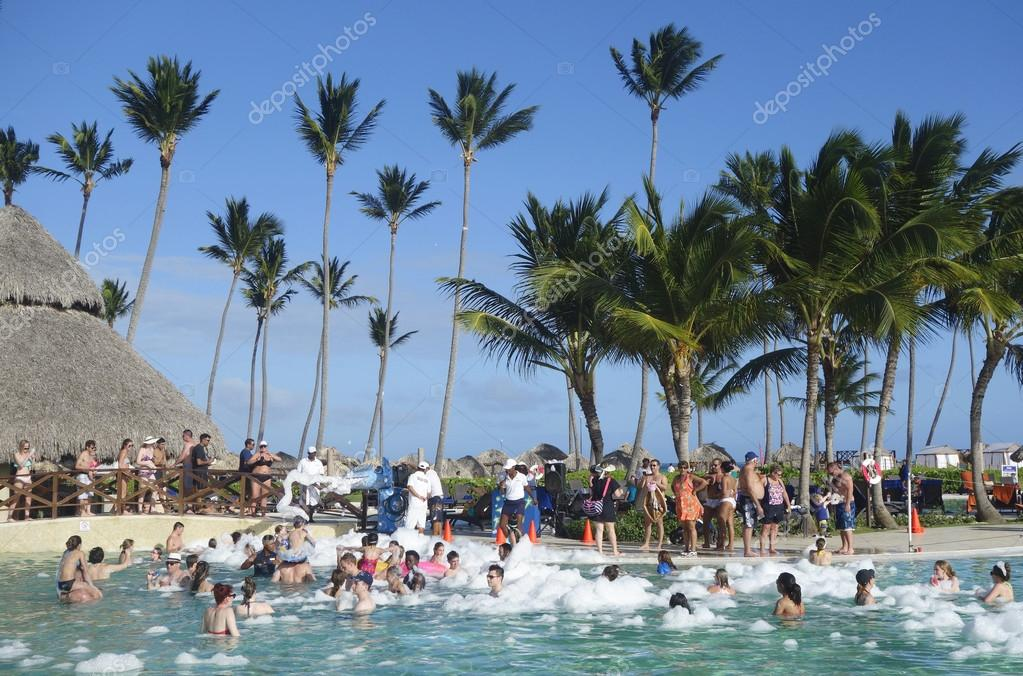 Dominican Pool Party December 30 Pool Party at