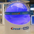 Crest Oral B booth at Greater NY Dental Meeting in New York — Stok Fotoğraf #40497093