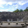 Stock Photo: Roman-erTheater on Fourviere Hill in Lyon