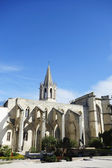 Protestant church of Saint Martial in Avignon, France — Stock Photo