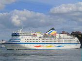 Birka princess cruceros en estocolmo — Zdjęcie stockowe
