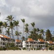 Stock Photo: Luxury Condos located at Bavaro beach in PuntCana, DominicRepublic