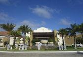 Now Larimar All-inclusive Hotel located at the Bavaro beach in Punta Cana, Dominican Republic — Stock Photo