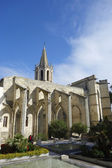 Protestant church of Saint Martial in Avignon — Stock Photo
