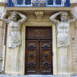 Tribunal de Commerce on Cours Mirabeau in Aix-en-Provence, France — Stock Photo #41722983