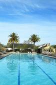 Pool at Solage Calistoga Resort in Calistoga, California — Stock Photo