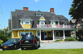 Thornhedge Inn in the Historic Corridor District in Bar Harbor — Stock Photo