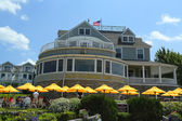 Historic Bar Harbor Inn in Bar Harbor — Stock Photo